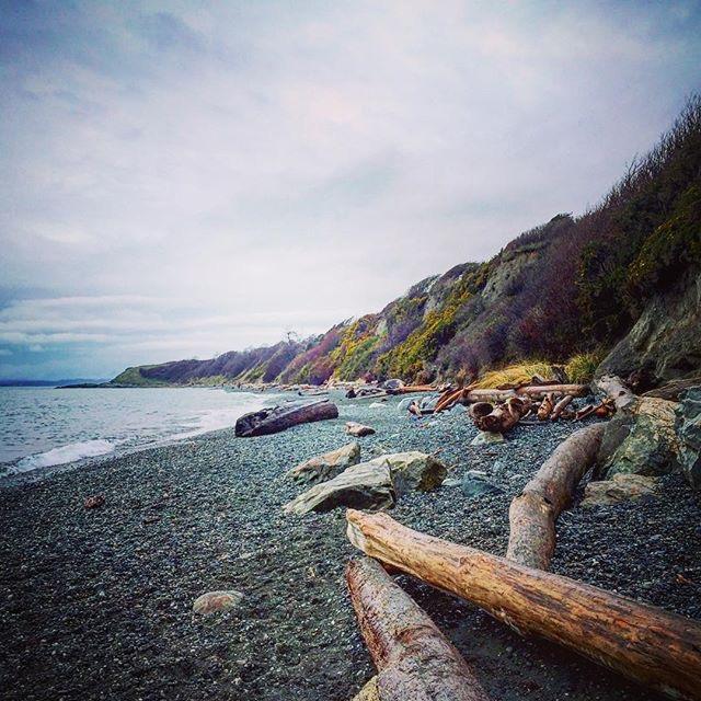 Beachglass…..on the edge